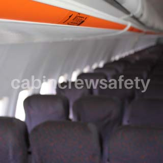 Aircraft Cabin and Galley parts for training