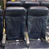 Passenger triple aircraft seats for sale