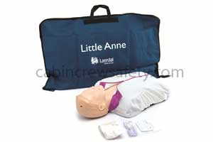 120-01050 - Laerdal Resuci Anne Little Anne With Softpack