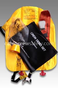 82000016 - Cabin Crew Safety Passenger Safety Briefing Kit
