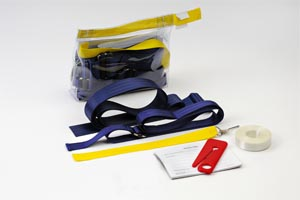 82000037 - Cabin Crew Safety Passenger Restraint Kit With Cable Ties