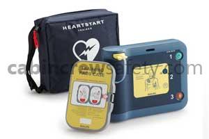 861306ABU - Laerdal HeartStart FRx AED Trainer English