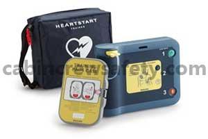 861306ABU - Laerdal Heartstart FRx AED Defibrillator Trainer