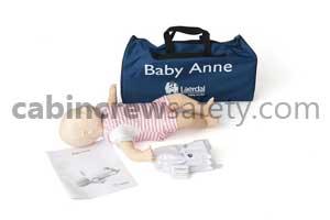 050000 - Laerdal Baby Anne CPR Manikin