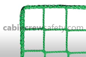 82000061 - Cabin Crew Safety Aircraft Evacuation Training Slide Safety Net