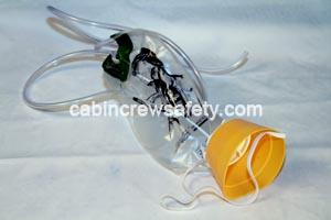 289-801-240 - Scott Passenger Oxygen Mask