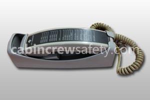 285W0024 - Boeing Boeing 777 Cabin Interphone Handset