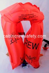 P0723-203WC - Eastern Aero Marine Crew Life Jacket