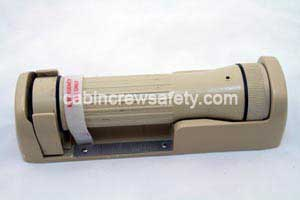 P2-07-0001-214 - DME Astronics Emergency Flashlight With Bracket