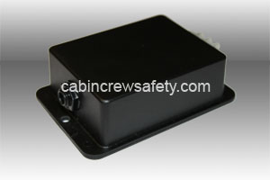 84000042 - Cabin Crew Safety Aircraft Evacuation Slide Sound Effect Player