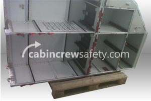 84000045 - Cabin Crew Safety Airbus A320 G1 Galley