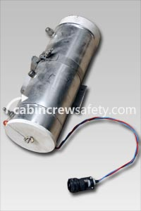 24E507009G01 - General Electric Aircraft Toilet Water Heater Assembly
