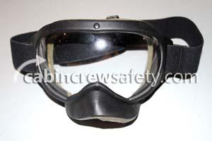 MXP210-00 - EROS Intertechnique EROS Smoke Goggles