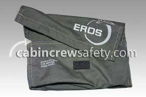 444160 - EROS Intertechnique Smoke Goggles Bag