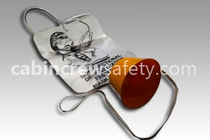 289-1002 - AVOX Safety Demo Passenger Oxygen Mask