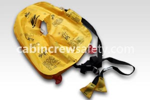 P0640-103 - EAM Eastern Aero Marine Infant Life Preserver