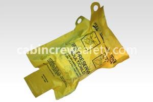P01202-205 - EAM Eastern Aero Marine UXF35 Single Cell Passenger Life Vest