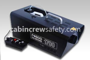 911011700 - rosco Rosco 1700 Fog Machine For SEP And CEET Fire Training