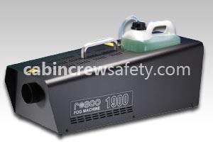 200219000230 - rosco Rosco 1900 Fog Machine For SEP And CEET Fire Training