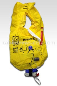 00002293 - RFD Infant Life Jacket Type 105 Mk 1