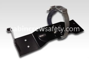 BA50102-3 - FFE BA5 Aircraft Fire Extinguisher Bracket