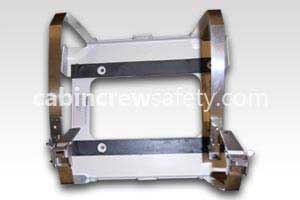 E28095-02 - BE Aerospace Drager OXYCREW PBE Bracket