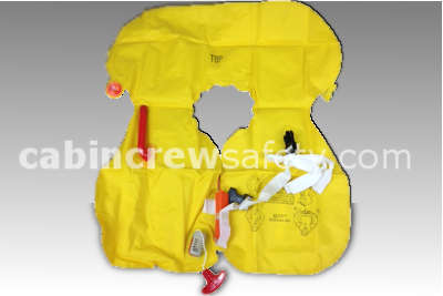 66601-101 - Air Cruisers Single Chamber Life Vest