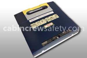 84000165 - Air Liquide Air Liquide Smoke Hood PBE Box (EMPTY)