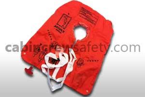 S-61850-7400 - Switlik Double Chamber Crew Life Vest