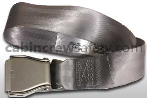 503703-403-3038 - AMSAFE Passenger Extension Belt Silver