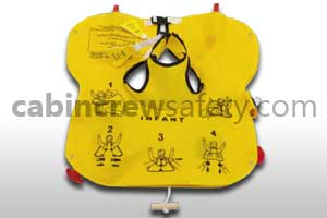 S-10002-1300 - Switlik Infant Life Vest ILV-20