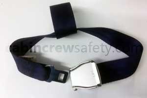 2007-5-011-8011 - AMSAFE Passenger Extension Belt Assembly Blue