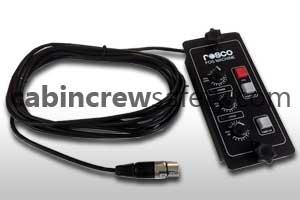 23711700H002 - rosco 1700 1900 Smoke Machine Remote Controller