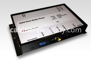 85000021 - Cabin Crew Safety Digital Media Player