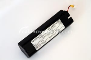 P4-01-0021 - DME Astronics DME Emergency Flashlight Battery EF1