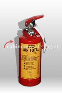 74-20 - Air Total Air Total 74-20 BCF Fire Extinguisher