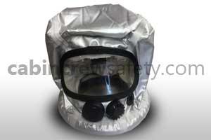 15-40F-80 - Air Liquide Air Liquide Smoke Hood PBE
