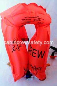P01074-101C - Eastern Aero Marine XF35 CREW Life Preserver