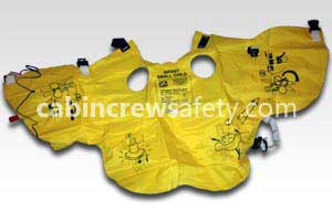 216200-0 - Aerazur Infant Life Vest