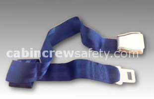 1027-2-011-8011 - AMSAFE Passenger Extension Belt Assembly (Blue)