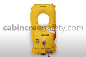 00002293 - RFD 105 Mk1 Infant Life Vest
